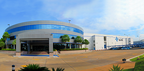 Semiconductor facility-Ayutthaya